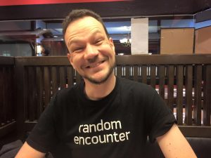 Wouter - Random encounter