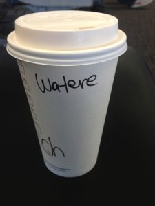"""Watere"""